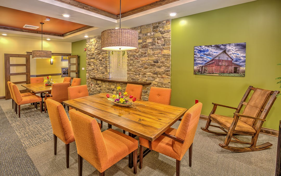 Stillwater Senior Living published in Philly Queen Commerical brochure