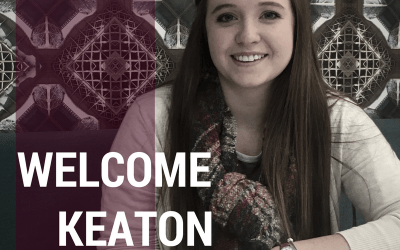 Welcome Keaton!