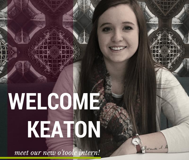 Welcome Keaton!