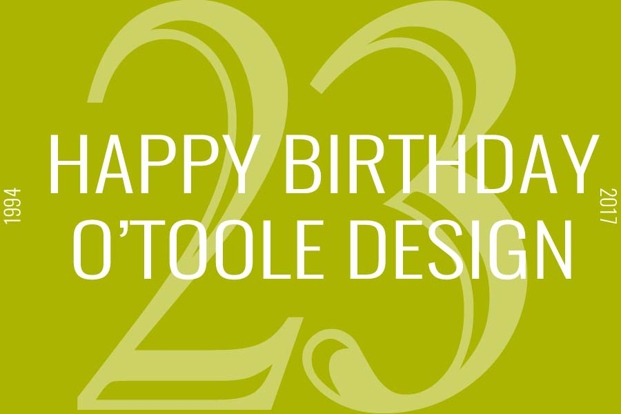 O'Toole turned 23 this week!