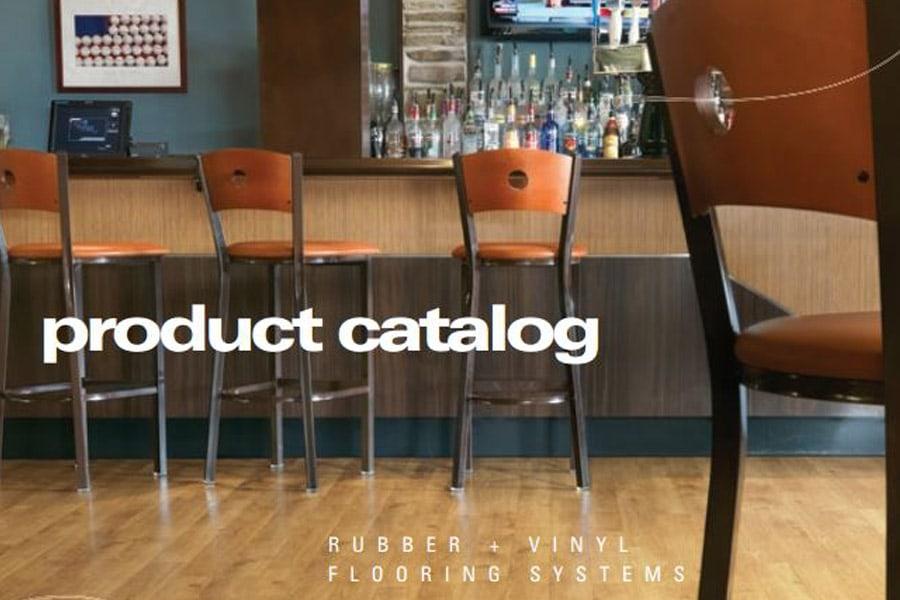 Edison's Entertainment Complex published on Flexco brochure cover!