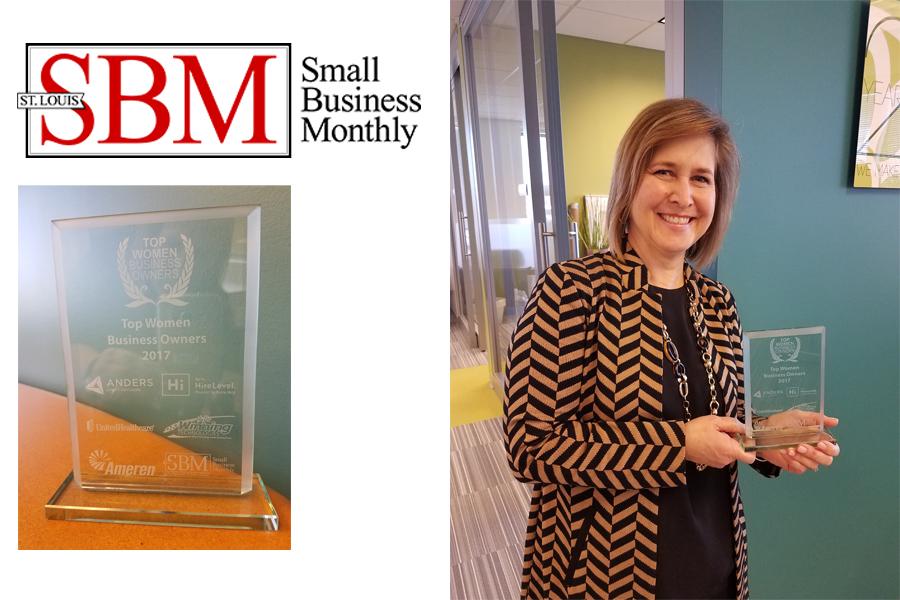Top Women Business Owner's Award