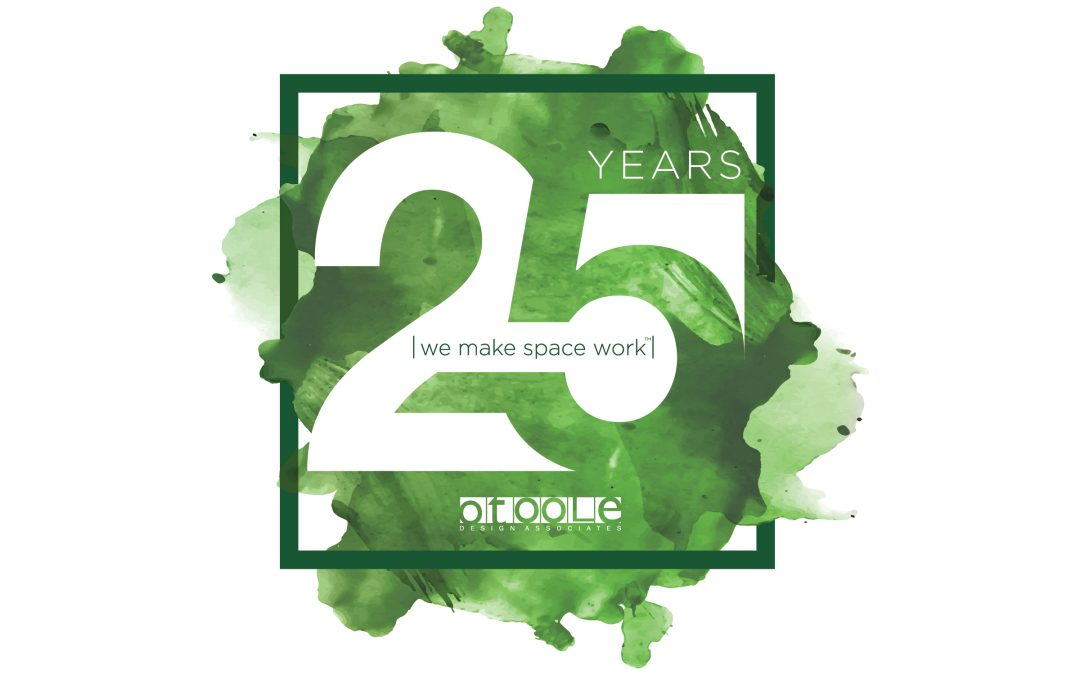 O'Toole Design is Celebrating 25 Years!