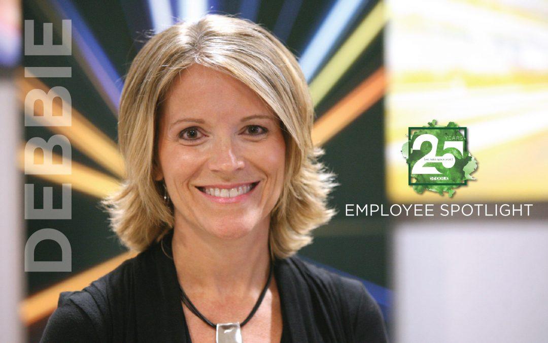 February Employee Spotlight – Debbie Stamer