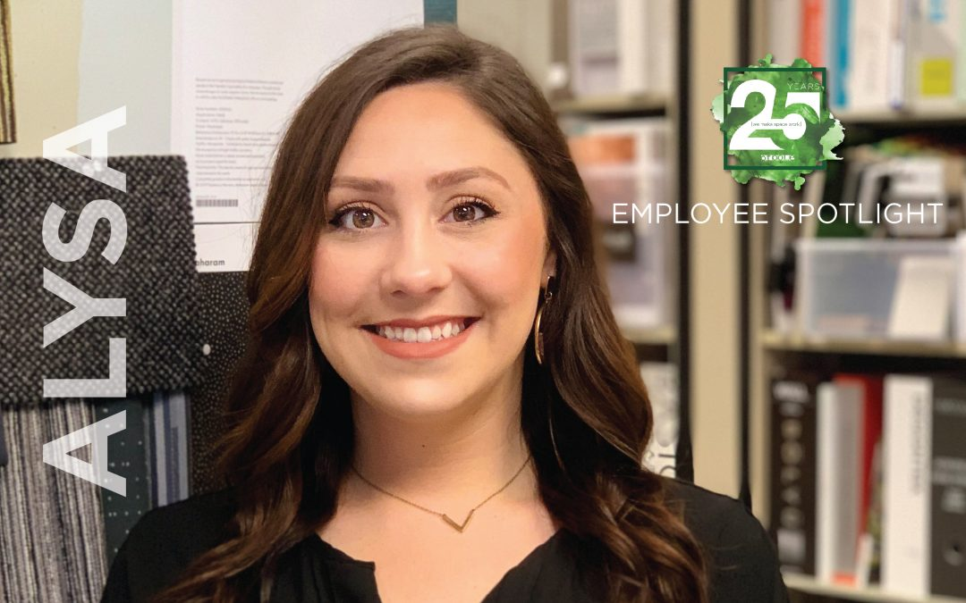 April Employee Spotlight – Alysa Paladino