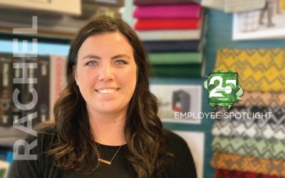 May Employee Spotlight – Rachel Townsend