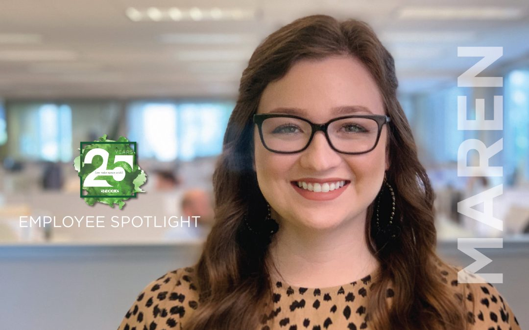 June Employee Spotlight – Maren Hampton
