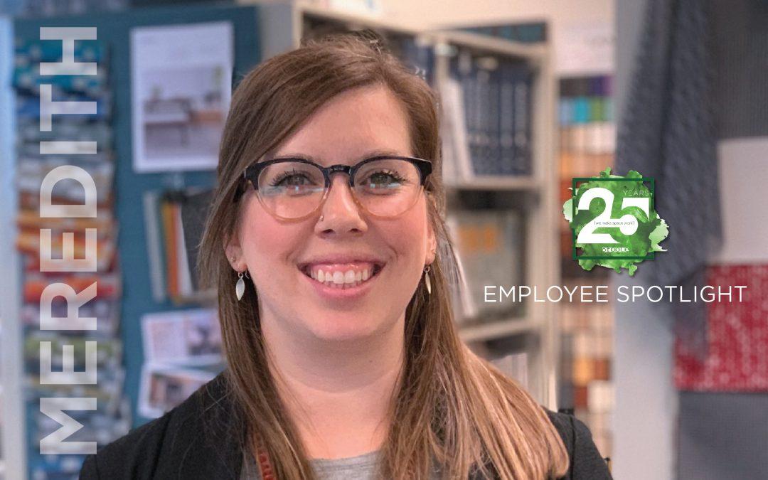 July Employee Spotlight – Meredith Carmier