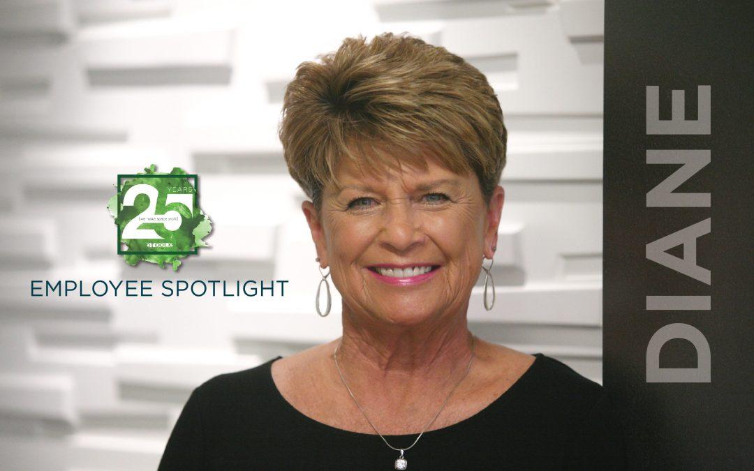 September Employee Spotlight – Diane Drury