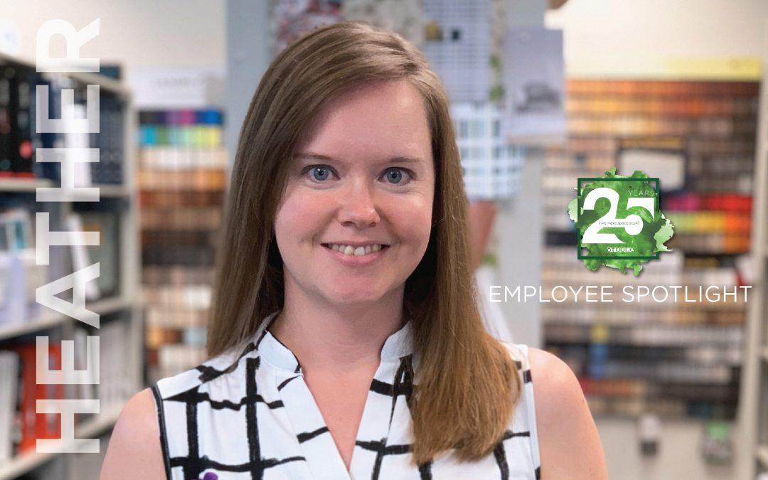 August Employee Spotlight – Heather Jones