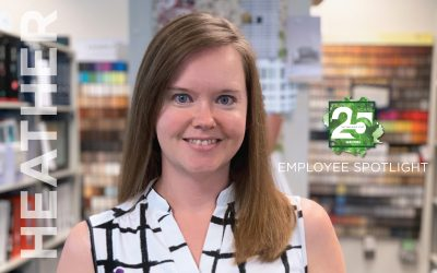 August Employee Spotlight – Heather Jones