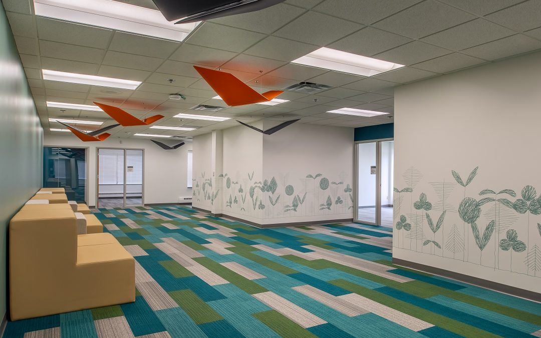 Special School District Early Learning Center Relocation Design