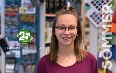 October Employee Spotlight – Sommer Keling