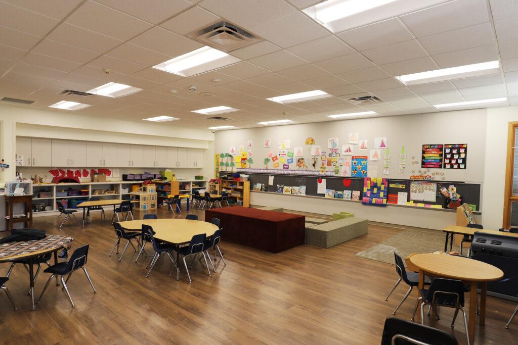CarmeliteCDC Classroom